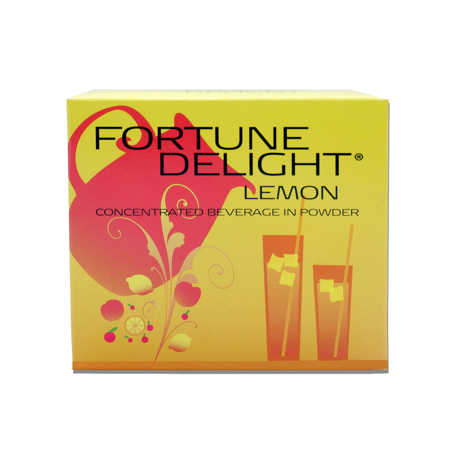 Fortune Delight<sup>®</sup> Lemon (10/3g bags)