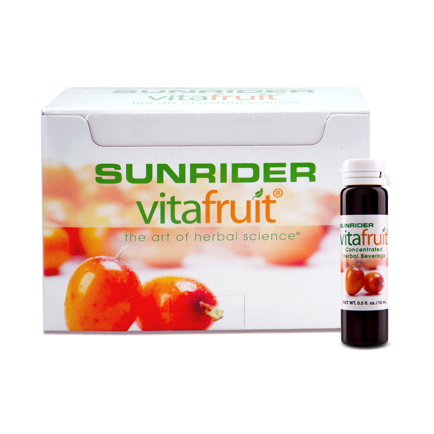 Sunrider VitaFruit<sup>®</sup> (10/15mL bottles)